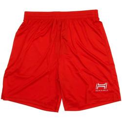 Kleidung Herren Shorts / Bermudas Hungaria H-15BMUUK000 Rot
