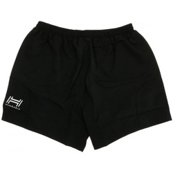 Kleidung Herren Shorts / Bermudas Hungaria H-15BPURK000 Schwarz