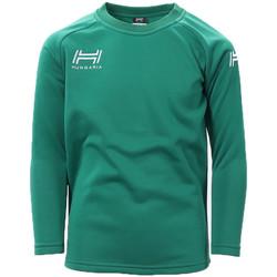 Kleidung Herren Sweatshirts Hungaria H-15TMJXE000 Grün