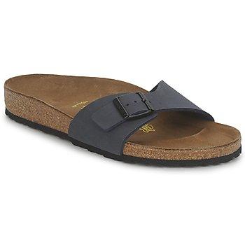 Schuhe Herren Pantoffel Birkenstock MADRID Marine