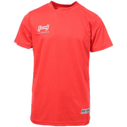 Kleidung Herren T-Shirts Hungaria H-15TMJUBA00 Rot