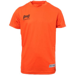 Kleidung Herren T-Shirts Hungaria H-15TMJUBA00 Orange