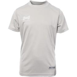 Kleidung Herren T-Shirts Hungaria H-15TMJUBA00 Grau