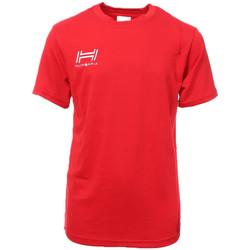 Kleidung Herren T-Shirts Hungaria H-15TOJYB000 Rot