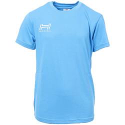 Kleidung Herren T-Shirts Hungaria H-15TOJYB000 Blau