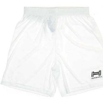 Kleidung Herren Shorts / Bermudas Hungaria H-15BMUUK000 Weiss