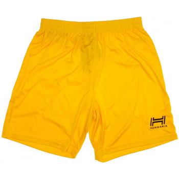 Kleidung Herren Shorts / Bermudas Hungaria H-15BMUUK000 Gelb