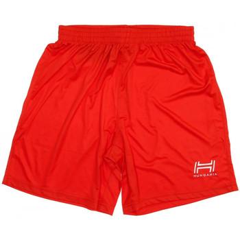 Kleidung Jungen Shorts / Bermudas Hungaria H-15BMUUK000 Rot
