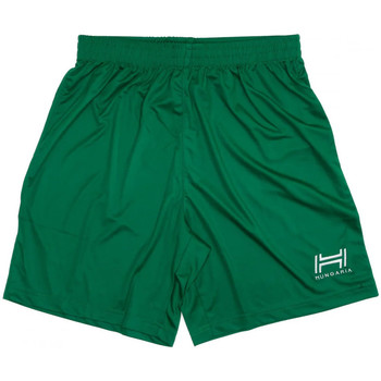 Kleidung Jungen Shorts / Bermudas Hungaria H-15BMUUK000 Grün