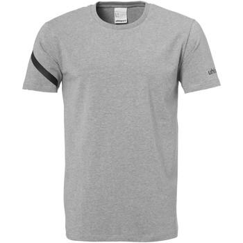 Kleidung Herren T-Shirts Uhlsport Essential Pro Shirt Grau