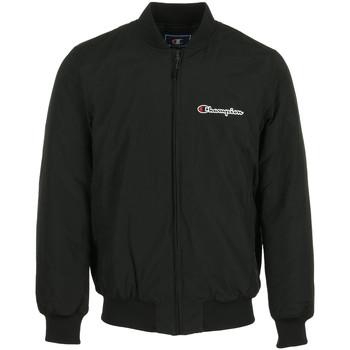 Kleidung Jacken Champion Jacket Schwarz