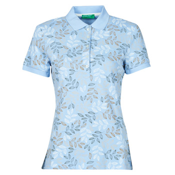 Kleidung Damen Polohemden Benetton CHOLU Blau