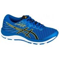 Schuhe Kinder Multisportschuhe Asics Gel-Cumulus 21 GS Blau