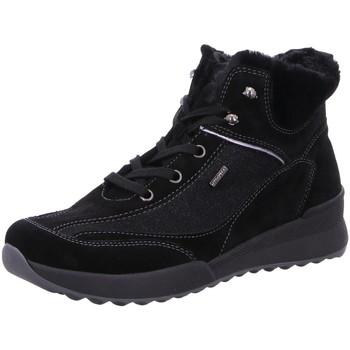 Schuhe Damen Gummistiefel Romika Westland Stiefeletten VICTORIA 15 50115 28 100 schwarz