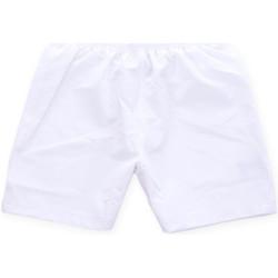 Kleidung Herren Shorts / Bermudas Hungaria H-15BMURK000 Weiss