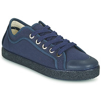 Schuhe Damen Sneaker Low Dream in Green OBRINDILLE Marine