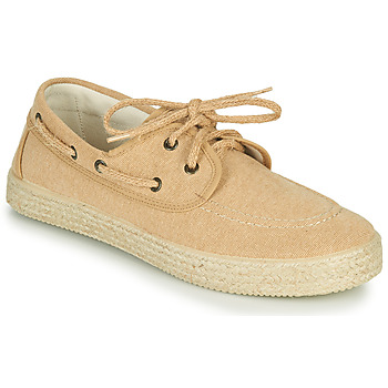 Schuhe Herren Sneaker Low Dream in Green ONATU Beige