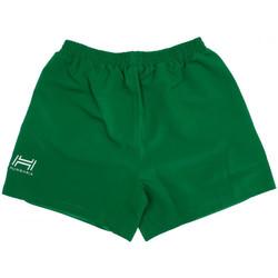 Kleidung Herren Shorts / Bermudas Hungaria H-15BPURK000 Grün