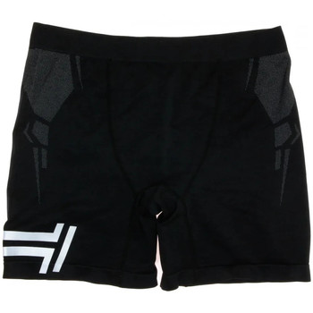 Kleidung Jungen Shorts / Bermudas Hungaria H-15BOUYY000 Schwarz