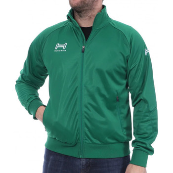 Kleidung Herren Jacken / Blazers Hungaria H-15TMUXT000 Grün