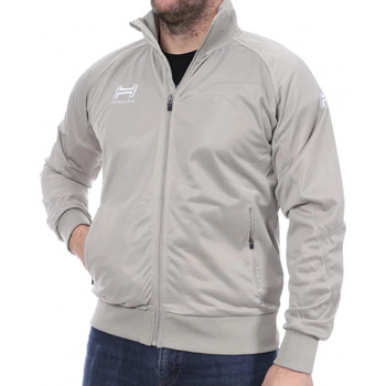 Kleidung Herren Trainingsjacken Hungaria H-15TMUXT000 Grau