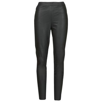 Kleidung Damen Leggings Vero Moda VMJANNI Schwarz