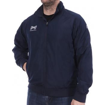Kleidung Herren Trainingsjacken Hungaria H-16TPUXUX00 Blau