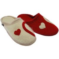 Schuhe Damen Hausschuhe De Fonseca DEFONLANOSObei grigio