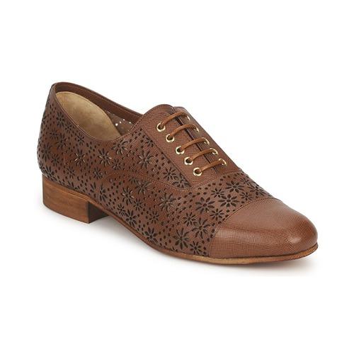 Moschino Cheap & CHIC PEONIA Braun  Schuhe Derby-Schuhe Damen 308