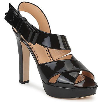Schuhe Damen Pumps Moschino Cheap & CHIC MARGHERITA Schwarz
