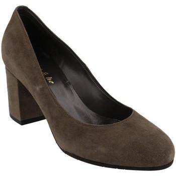Schuhe Damen Pumps She - He  Gris