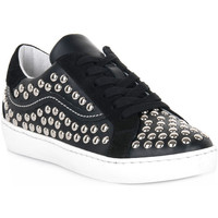 Schuhe Damen Multisportschuhe At Go GO 2308 GALAXY NERO Nero