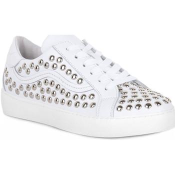 Schuhe Damen Multisportschuhe At Go GO 2493 GALAXY BIANCO Bianco