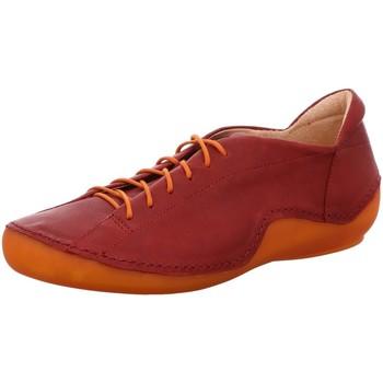 Schuhe Damen Sneaker Low Think Schnuerschuhe 3-000045-5040 rot