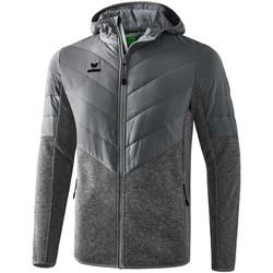 Kleidung Herren Trainingsjacken Erima Sport Padded Fleece Hooded Jacket 2061906 Other