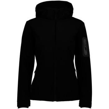 Kleidung Damen Sweatshirts Cmp Sport WOMAN ZIP HOOD JACKET 39A5006 U901 schwarz