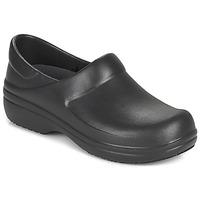 Schuhe Damen Pantoletten / Clogs Crocs NERIA PRO II CLOG W Schwarz