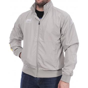 Kleidung Herren Jacken Hungaria H-15TPUXUA00 Grau