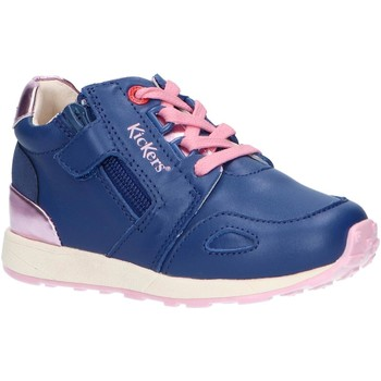Schuhe Mädchen Multisportschuhe Kickers 829780 DENVER MID Azul