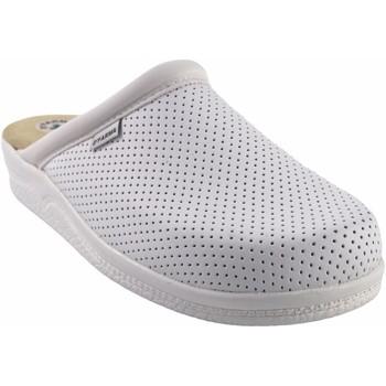Schuhe Herren Multisportschuhe Bienve 31 Herrenschuh weiß anatomisch verstopfen Weiss