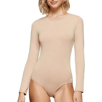 Unterwäsche Damen Bodys Impetus Thermo 8402606 144 Beige