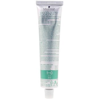 Beauty Accessoires Haare Schwarzkopf Essensity Ammonia-free Permanent Color  1-0  60 ml