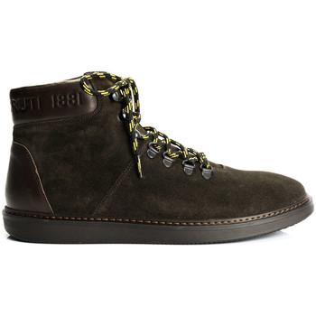 Schuhe Herren Boots Cerruti 1881  Braun