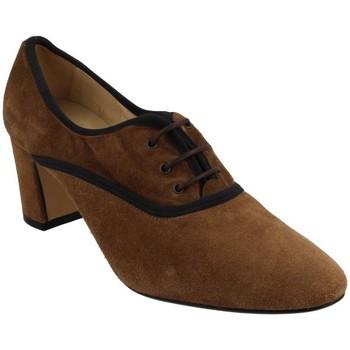 Schuhe Damen Derby-Schuhe Cx  Marrón