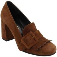 Schuhe Damen Pumps Belset  Marrón