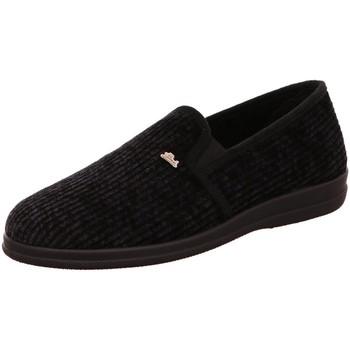 Schuhe Herren Hausschuhe Beck Hausschuh 7010 SCHWARZ schwarz