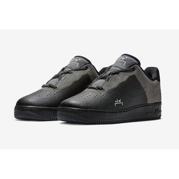 Schuhe Sneaker Low Nike Air Force 1 Low x A Cold Wall Black Black/Dark Grey-White