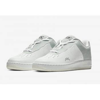 Schuhe Sneaker Low Nike Air Force 1 Low x A Cold Wall White White / Light Grey – Black