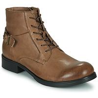 Schuhe Herren Boots Kdopa COSTARICA Braun