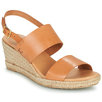 Schuhe Damen Sandalen / Sandaletten Dream in Green OLEM Braun